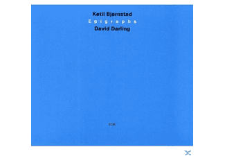 Ketil Björnstad, Björnstad, Ketil / Darling, David - Epigraphs [CD]
