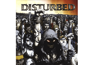 Disturbed - Ten Thousand Fists - (Vinyl)