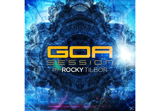 VARIOUS - Goa Session By Rocky - (CD)