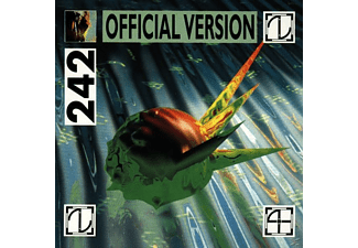 Front 242 - Official Version - (CD)