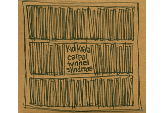 Kid Koala - Carpal Tunnel Syndrome - (CD)