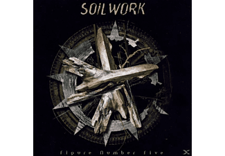 Soilwork - Figure Number Five - (CD)