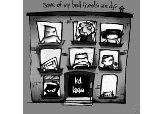Kid Koala - Some Of My Best Friends Are Dj - (Vinyl)