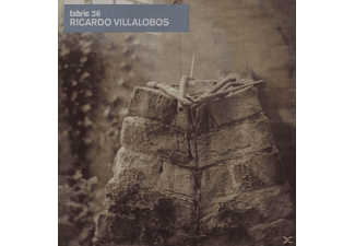 Ricardo Villalobos - Fabric 36 - (CD)