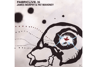 Murphy,James & Mahoney,Pat - Fabric Live 36 - (CD)