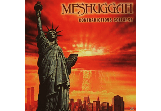Meshuggah - Contradictions Collapse-Reloaded [CD]