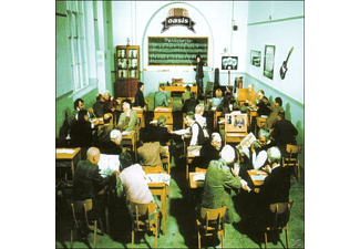 Oasis - The Masterplan [CD]