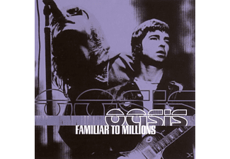 Oasis - Familiar To Millions - (CD)