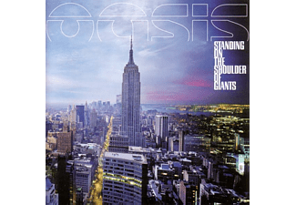 Oasis - Standing On The Shoulder Of Giants - (CD)