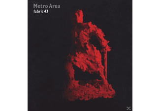 VARIOUS - Fabric 43/Metro Area - (CD)