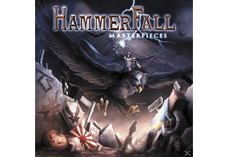 Hammerfall - Masterpieces [CD]