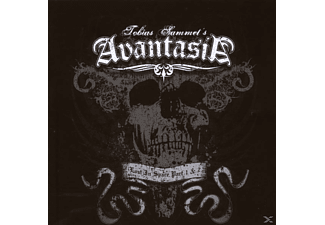 Avantasia - Lost In Space Part1 & 2 - (CD)