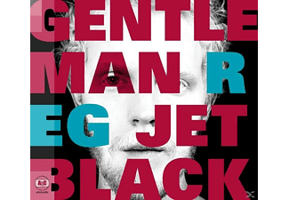 Gentleman Reg - Jet Black (Lp) - (Vinyl)