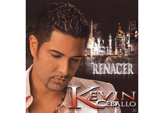 Kevin Ceballo - Renancer - (CD)