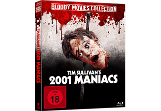 2001 Maniacs (Bloody Movies Collection) - (Blu-ray)