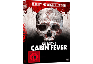 Cabin Fever (Bloody Movies Collection) - (DVD)