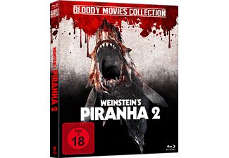 Piranha 2 (Bloody Movies Collection) - (Blu-ray)