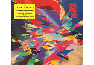 Comsat Angels - Fiction (2cd-Deluxe-Edition) - (CD)