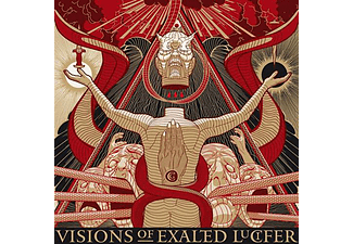 Cirith Gorgor - Visions of Exalted Lucifer - Limited Edition (CD)