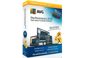 AVG Performance 2016 - USB