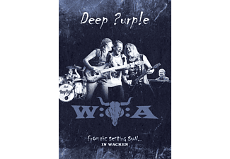 Deep Purple - From The Setting Sun...(In Wacken) - (DVD)