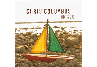 Chris Columbus - Life Is Live - (CD)