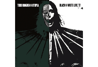 Todd / Utopia Rundgren - Black & White 77 - (CD)