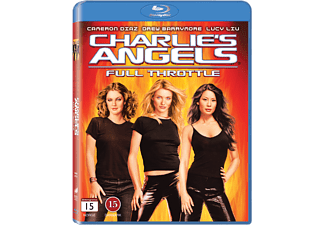 Charlies Änglar 2 Action Blu-ray