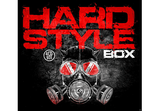 VARIOUS - Hardstyle Box - (CD)