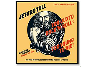 Jethro Tull - Too Old To Rock 'n' Roll:Too Young To Die! - (CD)