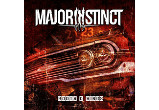 Major Instinct - Roots & Wings - (CD)