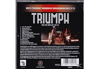 Triumph - Tear The Roof Off Live In 81 [CD]