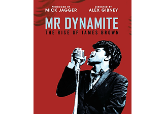 James Brown - Mr. Dynamite - The Rise of James Brown (Blu-ray)
