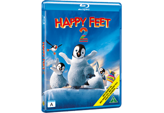 Happy Feet 2 Animation / Tecknat Blu-ray