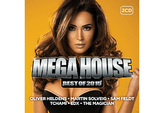 Various - Mega House Best Of 2015 - (CD)