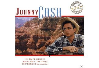Johnny Cash - Country Legend Live - (CD)