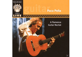 Paco Pena - A FLAMENCO GUITAR RECITAL - (CD)