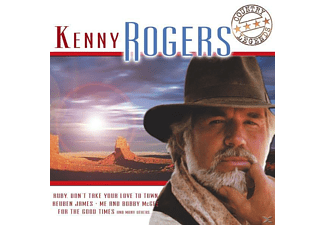 Kenny Rogers - Country Legends - Kenny Rogers - (CD)