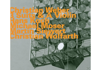 Christian Weber - 3 Suits & A Violin - (CD)