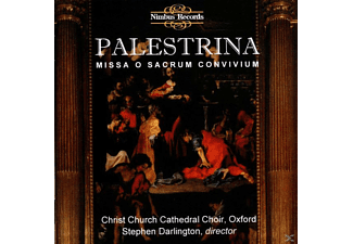 Stephen/christ Church Cathedral Choir Darlington - Missa Sacrem Conviv - (CD)