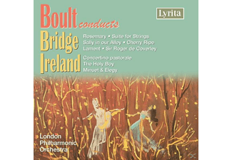 LONDON PHILHARMONIC ORCHESTRA / BOU - Boult conducts Bridge/Ireland - (CD)