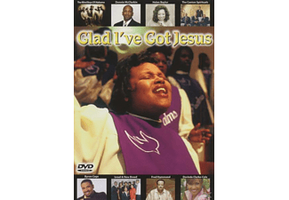 VARIOUS - Glad I've Got Jesus - (DVD)