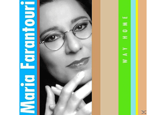 Maria Farantouri - Way Home - (CD)