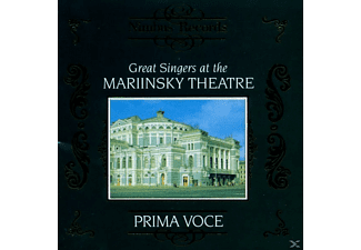VARIOUS, Smirnov, Labinsky, Yuzhin - Great Singers At The Mariinsky Theatre - (CD)