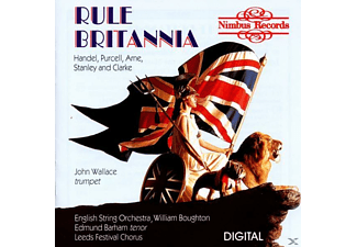 Wallace, Wallace Collection - Rule Britannia - (CD)