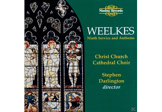 Stephen/christ Church Cathedral Choir Darlington - Ninth Service - (CD)