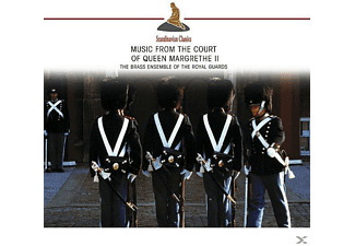 Brass Ensemble Of The Royal Guards, VARIOUS - Music From The Court Of Queen [CD]