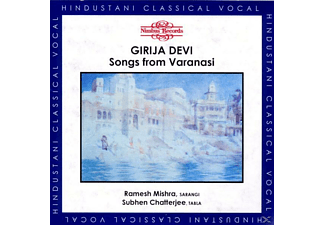 Misra/Chatterjee - SONGS FROM VARANASI - (CD)