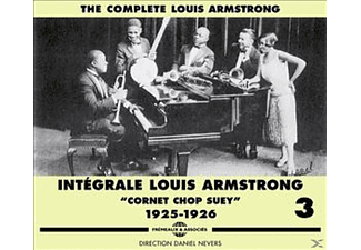 Louis Armstrong - The Complete Vol.3 - (CD)