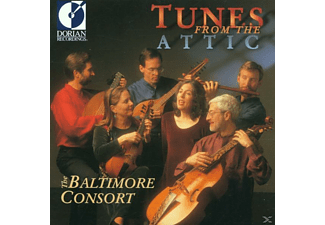 The Baltimore Consort - Tunes From The Attic - (CD)